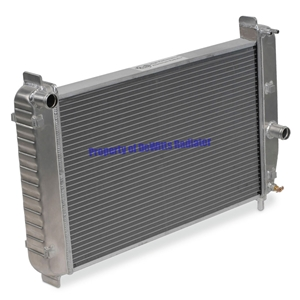 DeWitts 1997-2004 C5, Z06 Corvette Direct Fit Short Radiator