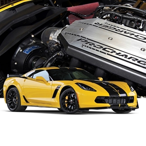 2015, 2016, 2017, Corvette Supercharger Kit - ProCharger : C7 Z06 LT4
