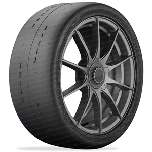 Corvette Tires - Hoosier R7 Racetrack & AutoCross DOT Radial
