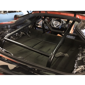 2014, 2015, 2016, 2017 C7 Corvette - Rear Section Roll Bar Add On - NHRA/SCCA/NASA Legal : Coupe