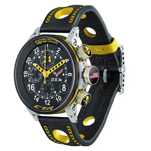2014, 2015, 2016, 2017, C7 Corvette Racing w/Jake Skull C7.R - V12-44-COR-03 Collection Timepiece