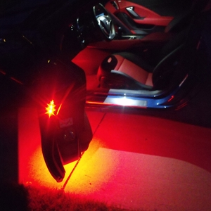 C7 Corvette Stingray, Z51, Z06, Grand Sport, ZR1 Door Handle/Under Door Puddle LED Lighting Kit