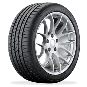 Corvette Tires - Michelin Pilot Sport A/S 3