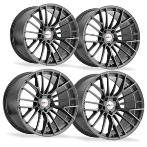 Corvette Wheels - Cray Astoria (Set) : Gloss Gunmetal