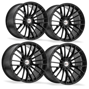 Corvette Wheels - Cray Astoria (Set) : Matte Black