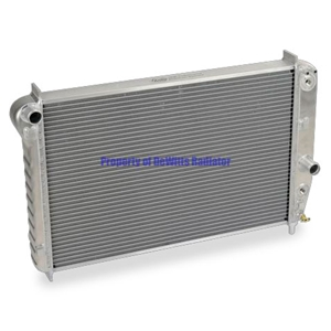 DeWitts 1997-2000 C5 Corvette Direct Fit Aluminum Radiator