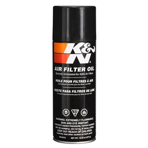 Corvette - K&N Air Filter Oil - Aerosol: 12.25 oz.