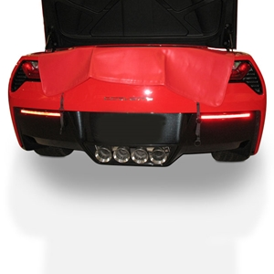 2014, 2015, 2016, 2017 Corvette SpeedLingerie Rear Deck, Cargo, Door, Fender Cover & Trunk Mat : C7 Stingray, Z51, Z06, Grand Sport