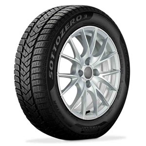 Corvette Tires - Pirelli Winter Sottozero Serie 3