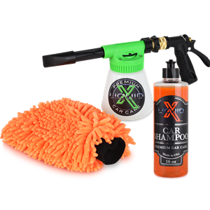 Liquid X Foam Gun Wash Bundle