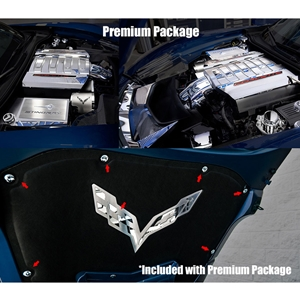 C7 Corvette Stingray, Z51, Grand Sport Engine Kit Packages
