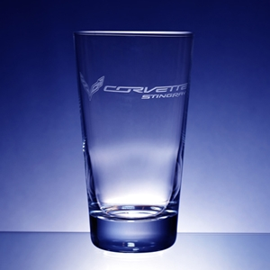 C7 Corvette Allegro Beverage 16.25 oz. Glasses : C7 Stingray, Z06, Grand Sport, ZR1