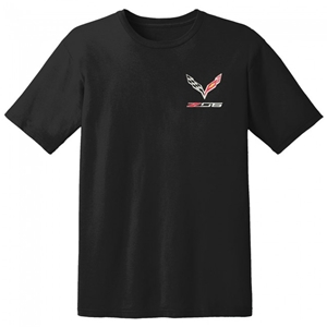 C7 Corvette Z06 T-shirt : Black