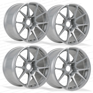 Corvette One-Piece Forged Monoblock Wheels - ForgeLine GS1R (Set)