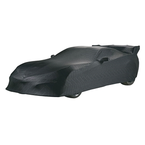 C7 Corvette 2019 ZR1 ZTK Car Cover -  Black Indoor : C7 ZR1