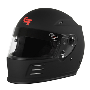 Corvette REVO Full Face SA2015 Helmet - G-Force Racing : Black