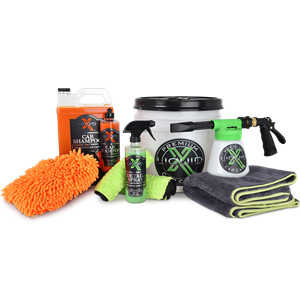 Liquid X Complete Foam Gun Wash Kit