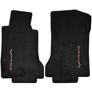 2005-2007.5 C6 Corvette Racing Lloyd Ultimat Floor Mats