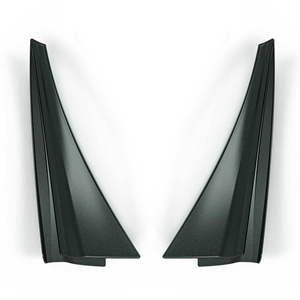 C7 Corvette XL Front Rock Guards from ACS for Stingray, Z51, Z06, Grand Sport, ZR1