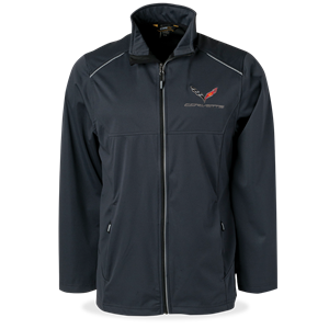 C7 Corvette Lite Three Layer Jacket : Carbon