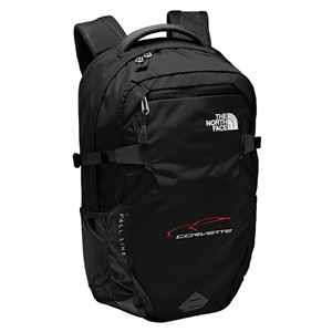 C7 Corvette North Face® Fall Line Backpack with C7 Car Gesture Logo