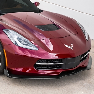 C7 Corvette Stingray or Grand Sport Front Splitter from Street Scene
