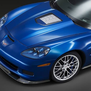 Corvette Fender Kit Front ZR1 Style : 2006-2013 Z06