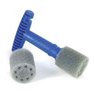 Lug Nut & Wheel Detailing Brush
