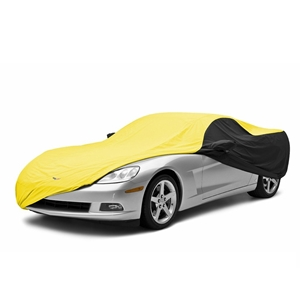 Corvette Car Cover Stormproof - Coupe : 2005-2013 C6