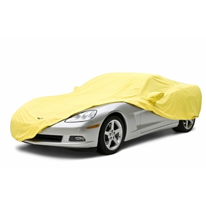 Corvette Car Cover Stretch Satin : 1997-2004 C5 & Z06
