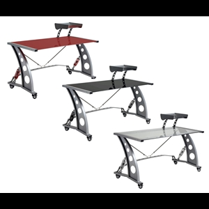 PitStop Furniture Racing Style Desk