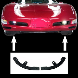 Corvette Spoiler Reinforcement Kit 2Pc. : 97-04 C5,