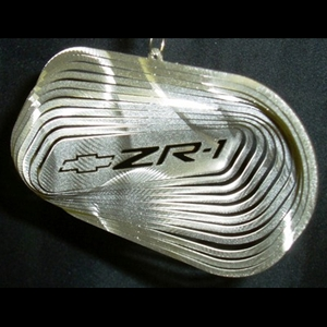 "Corvette ZR1 Logo Wind Spinner 12"" : 2009-2013"