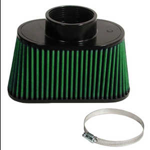 Corvette Hurricane High Flow Filter Element w/ HP Hood Seal