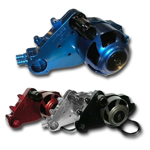 Corvette Water Pump Mezier Electric : 1997-2007 LS1, LS2 & LS6