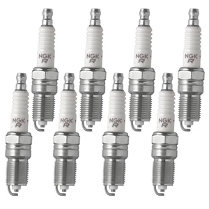 Corvette Spark Plugs (Set) - NGK TR6 : 1997-2013 C5,Z06,Grand Sport