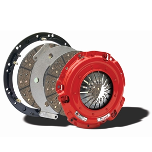 Corvette - RST Street Twin clutch kits 800HP max - Mc Leod : 1997-2004 C5