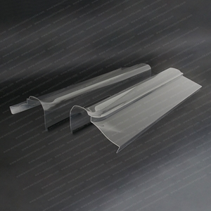 Corvette - Door Sill Ease/Protector - Inner Door Sill Guards Clear or Black : 2005-2013 C6, Z06, Grand Sport & ZR1