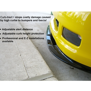 Corvette Curb Alert : 1997-2013 C5, C6, Z06, ZR1, Grand Sport
