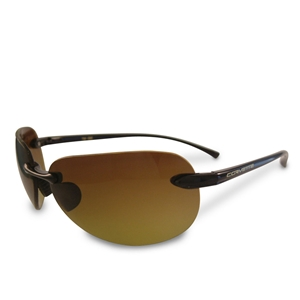 Corvette Sunglasses with C6 Logo - Solar Bat Style 1040
