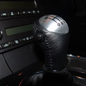 Corvette Exhaust - Man Knob Switch 6 spd with NPP Equipped Exhaust : 2005-13 C6, Z06 & Grand Sport