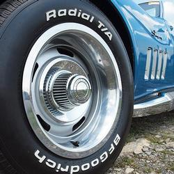 Corvette Rallye Wheel Set. Reproduction: 1969-1982