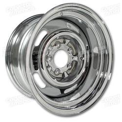 Corvette Rallye Wheel. Chrome 15 X 8: 1969-1982