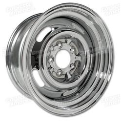 Corvette Rallye Wheel. Chrome 15 X 7: 1968