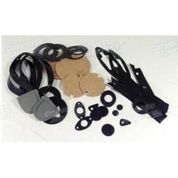 Corvette Body Gaskets. 27 Piece Set: 1956-1957