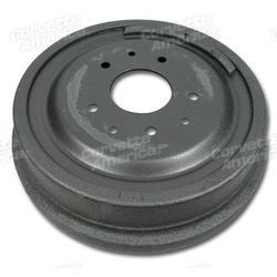 Corvette Brake Drum. (55-62 Front Or Rear, 63-65 Rear): 1955-1965