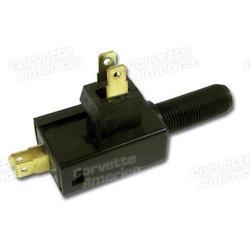 Corvette Brake Light Switch. W/Cruise Control: 1977-1986
