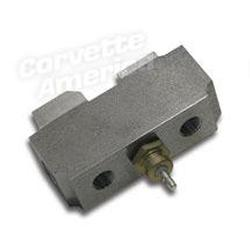 Corvette Brake Proportioning Valve W/Bracket: 1967-1968