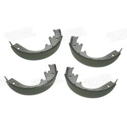 Corvette Brake Shoes. Rear Axle Set: 1953-1962