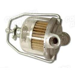 Corvette Fuel Filter. GF-48 Glass Bowl Filter: 1953-1962